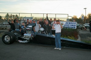 JB Donati capped off his 2010 campaign with the Top Victory