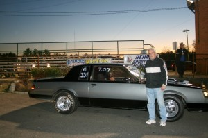 Bubba Crouch was the Mod Winner with his beautiful Buick!